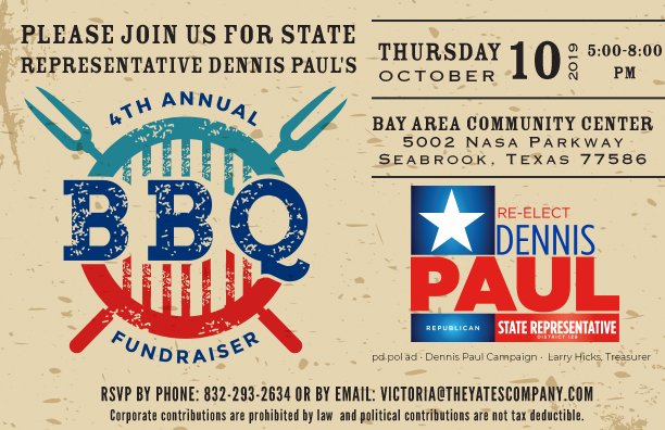 4th annual BBQ Fund Raiser for Dennis Paul