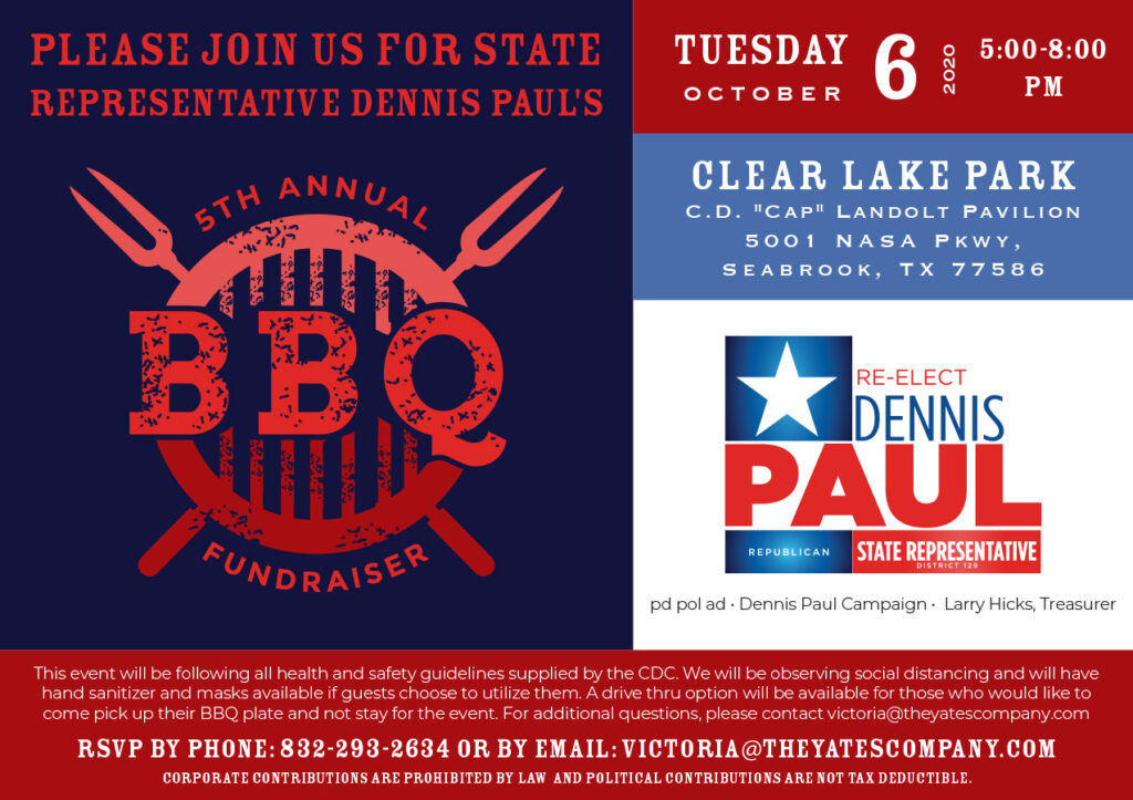 BBQ Fundraiser